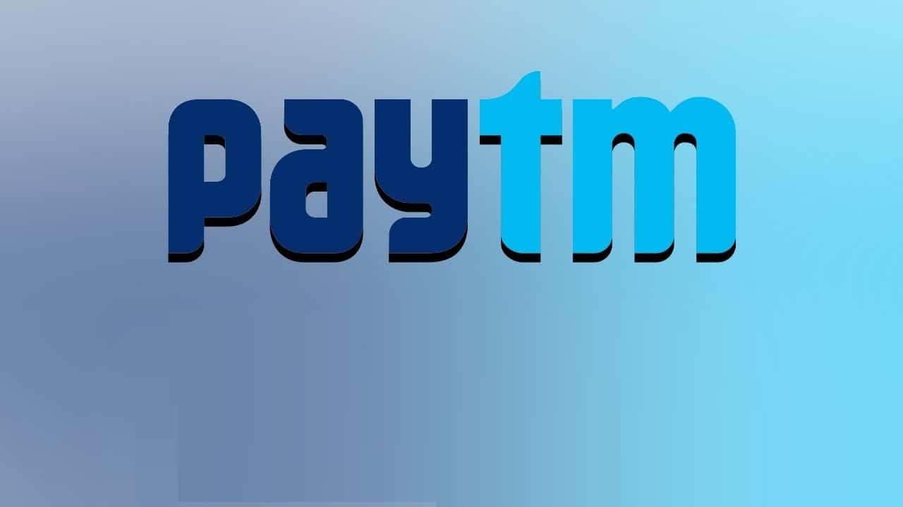 Paytm's
