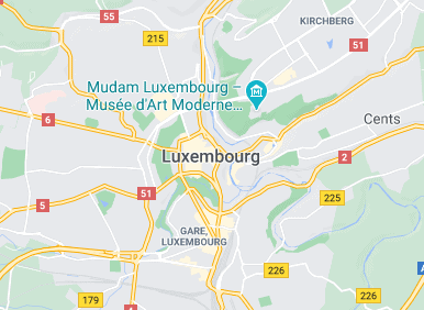Luxembourg virtual office location virtual address location Luxembourg