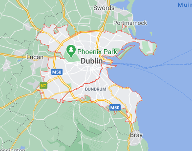 Dublin virtual office location virtual address location Ireland