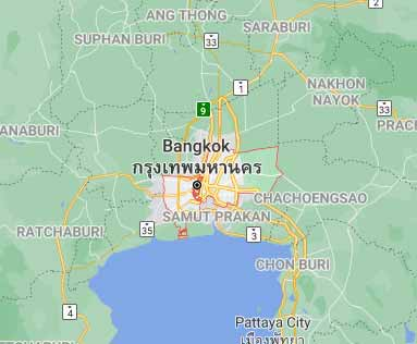 Thailand virtual office location virtual address location bankok