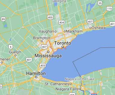Toronto virtual office location virtual address location toronto