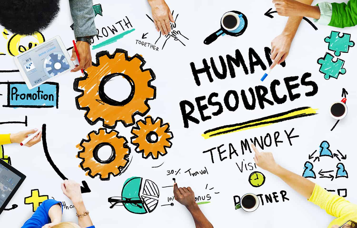 Reinventing HR In Times Of Economic Recovery