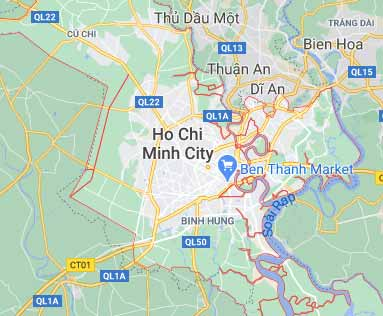 IVietnam virtual office location virtual location location Ho Chi Minh City