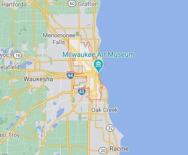 USA virtual office location virtual address location Milwaukee